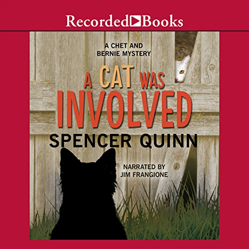 A Cat Was Involved audiobook cover art
