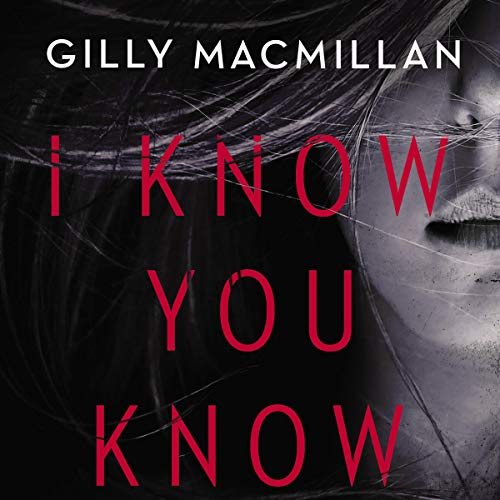 I Know You Know audiobook cover art