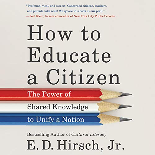 How to Educate a Citizen cover art