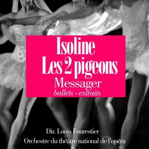 Orchestre du Théâtre national de l'Opéra & Louis Fourestier