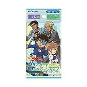 名探偵コナンクリアカードコレクションガム2[初回生産限定BOX購入 16個入 食玩・ガム(名探偵コナン)