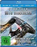 Bluray 3D Charts Platz 10: Star Trek: Into Darkness (+ Blu-ray + DVD + Digital Copy) [Blu-ray 3D]