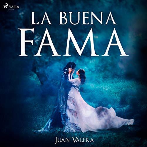 Diseño de la portada del título La buena fama