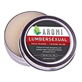 Lumbersexual Solid Cologne | Cashmere Woods, Fragrance for Men, Vegan, Cruelty-free | 1.0 ounce
