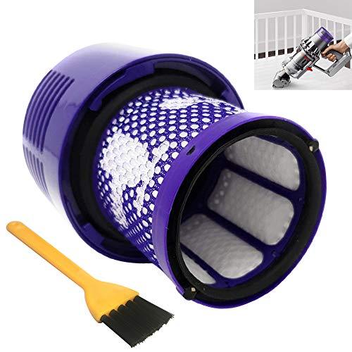 ABClife Unité de Filtre Lavable pour Dyson V10 SV12 Cyclone Animal Absolute Total Clean Aspirateur Remplacer # DY-969082-01