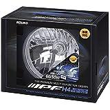 IPF ヘッドライト ハロゲン H4 丸形 2灯式 マルチリフレクター ポジション付き 純正採用品 HL-41