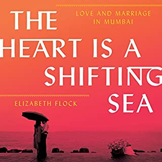 The Heart Is a Shifting Sea audiobook cover art