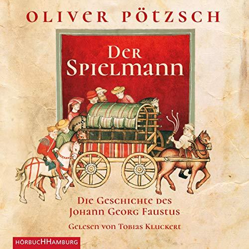 Page de couverture de Der Spielmann