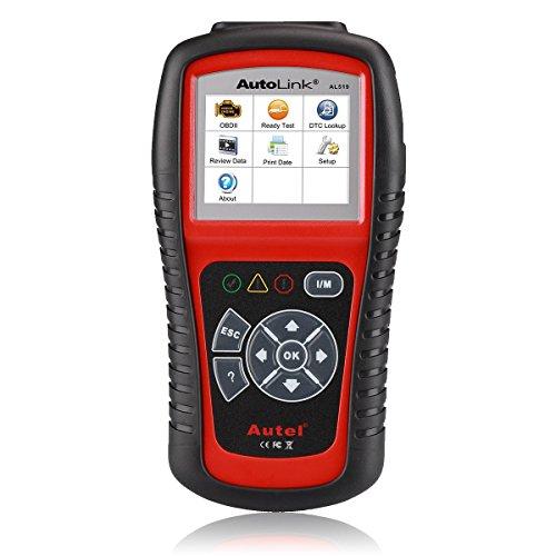 Autel Autolink AL519 OBD2 OBDII CAN Auto Diagnosescanner Diagnosegerät Fehlercode-Lesegerät XXLTECH