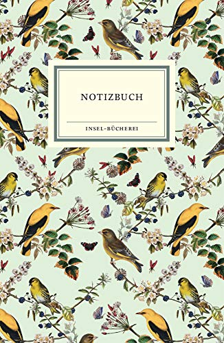 Notizbuch (Insel-Bücherei)