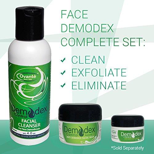 Demodex Control Facial Wash 4.0 oz