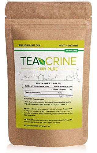 TEACRINE   Theacrine 100% Pure Bulk…