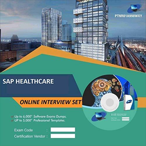 SAP HEALTHCARE Complete Unique Collection Interview Video Training Solution Set (DVD)