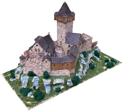 Asiatische aedes1001  26 7  Castle Falkenstein Model Kit