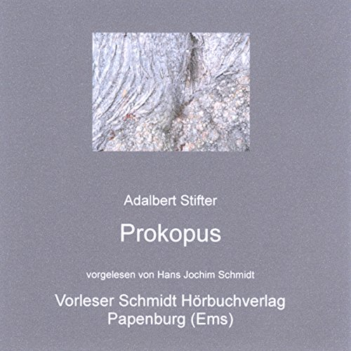 Prokopus audiobook cover art