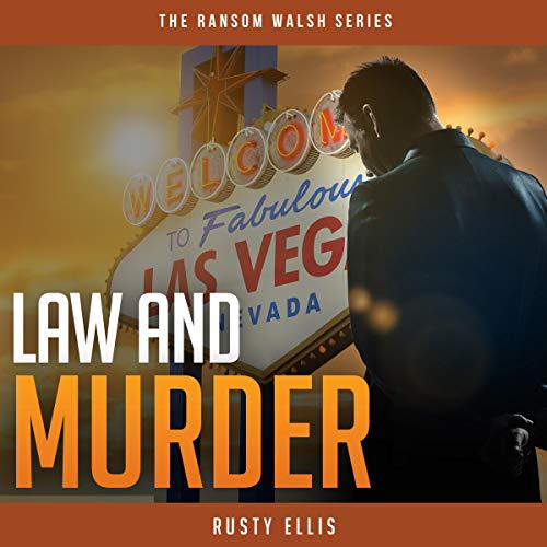 Law and Murder audiobook cover art