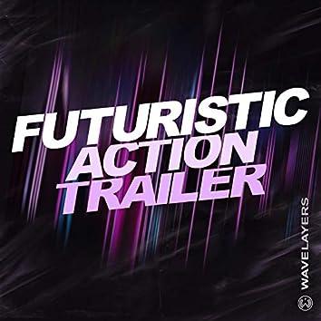 Futuristic Action Trailer