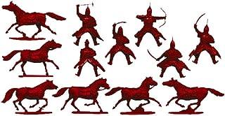 RED BOXレッドボックス 1/72 モスクワ大公国騎兵 カザン包囲戦 16世紀 set.2 12騎入り プラモデル ORR72134