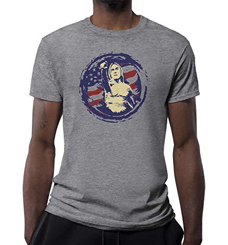 American Influential Performer T-shirt voor heren