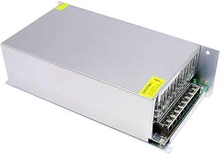 Gecheer DC 24V 41.6A 1000W Voltage Transformer Regulated Switching Power-Supplys Adapter Converter for Strips Light Camera...