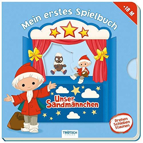 100/% Baumwolle Klaus Herding GmbH Unser Sandm/ännchen Kinder Bettw/äsche 40x60 100x135cm