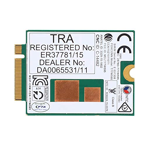 Módulo de Tarjeta inalámbrica, módulo T77W595 4G LT4120 796928-001 para HP Probook/EliteBook 820840850 G2 G3