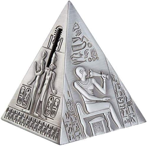 Hhhong Creative Ornaments to Send P Gifts Popular 2021 new brand Pyramid Children Retro