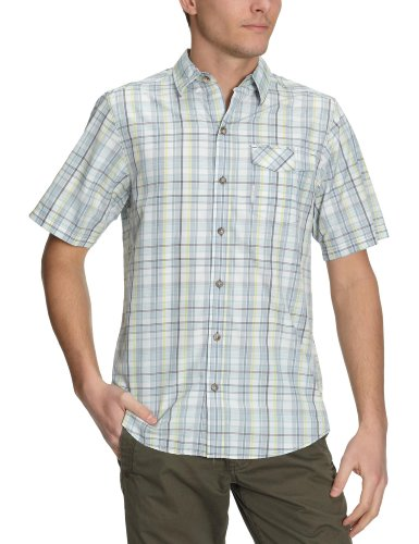 Columbia Uptowner II Short Sleeve Shirt Chemise randonnée homme Blade XL
