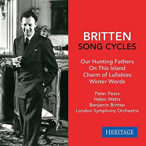 Peter Pears, Helen Watts & Benjamin Britten