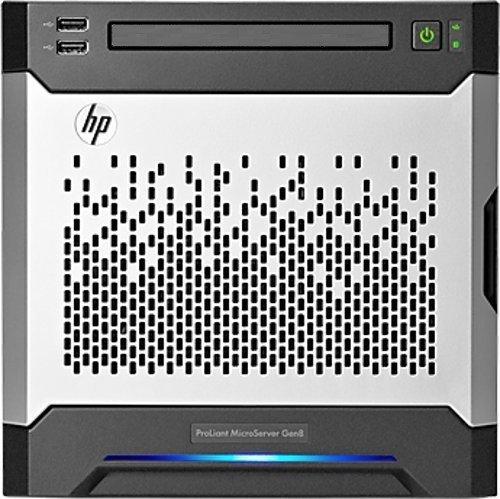 HP ProLiant MicroServer Gen8 G1610T 1P 4 GB U B120i SATA Server