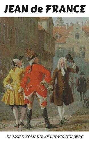 Jean de France: Hans Fransen (Danish Edition)