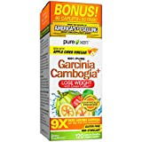Garcinia Cambogia Weight Loss Pills for Women & Men | Purely Inspired 100% Pure Garcinia Cambogia | Featuring Apple Cider Vinegar | Weight Loss Supplement Pills, 120 Pills (packaging may vary)
