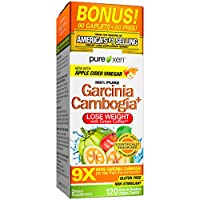 Purely Inspired Garcinia Cambogia Plus Tablets (1600mg of Garcinia per serving), 100 Count by Purely Inspired