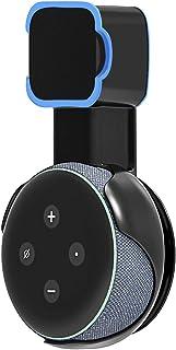 Echo Accesorios, Soporte para Estuche de Montaje en Pared Echo Dot Soporte Funda Protectora para Amazon Echo Dot (3ra gene...