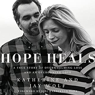 Hope Heals audiobook cover art