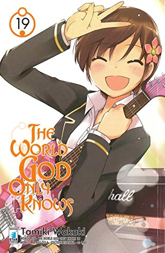The world god only knows (Vol. 19)