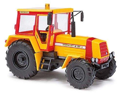Busch Voitures - BUV50403 - Modélisme - Tracteur Fortschritt ZT 323 A Transport - Graubner - 1984