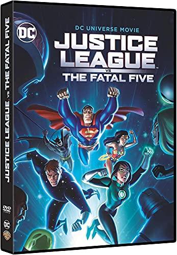 Justice League vs The Fatal Five [Italia] [DVD]
