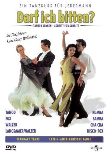 Darf ich bitten? - Standard Tänze, Lateinamerikanische Tänze
