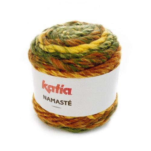 Katia Namasté - Farbe: 307, 100g Bobbel Acryl mit langem Farbverlauf