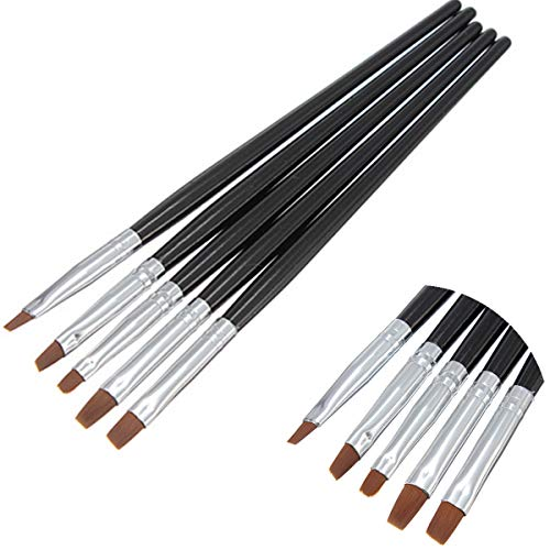 Pinsel 5er-Set Pinselset Make-Up Beauty Brush