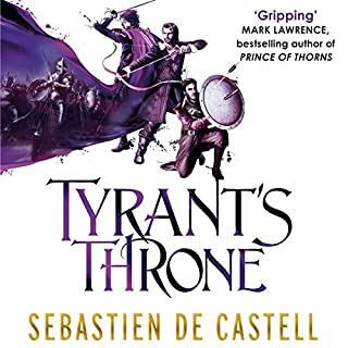 Tyrant's Throne cover art
