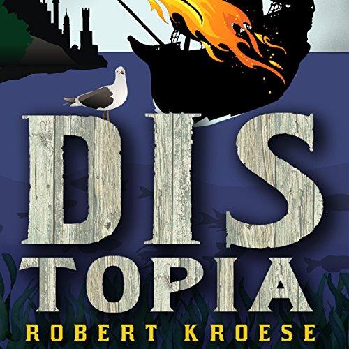 Distopia audiobook cover art