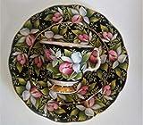 Royal Albert – Tazza da collezione/Lady's Slipper / set da 3 pezzi / originale / Bone China / Provincial Flowers