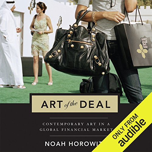 The Art of the Deal audiobook cover art