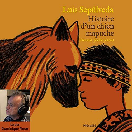 Page de couverture de Histoire d'un chien mapuche