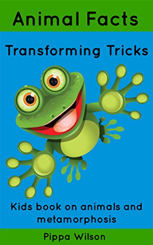 Book: Animal Fun. Transforming Tricks. Rhyming Story and Illustrations. by Pippa Wilson