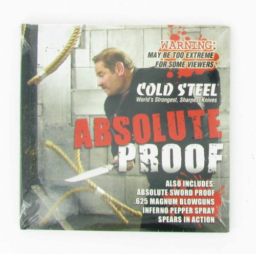 Cold Steel Solid Proof Promoti