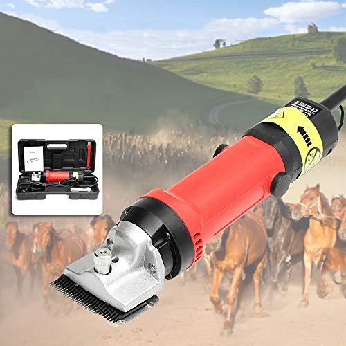 Esquiladora Peladora - Caballos Esquiladora Eléctrica Profesional, 690W /230V - 6 Velocidades...