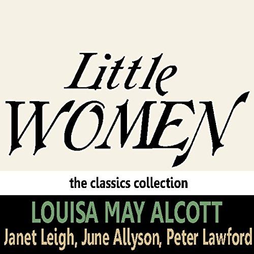 Little Women audiobook cover art
